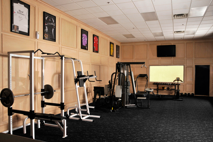 Tech-Fitness-Center