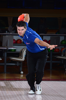 Turbo Grips sponsored PBA Bowlers in Action South Point Las Vega